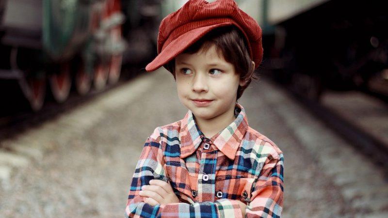 Den försvunna åttaåringen återfunnen