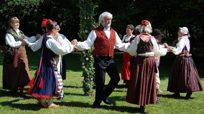 Gruvlyckesnoa – Gruvlyckans egna folkmusik