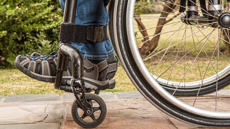 Gruvlyckan inte tillräckligt handikappanpassat