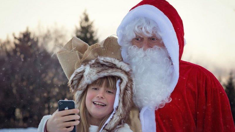 Tomtepanik inför jul