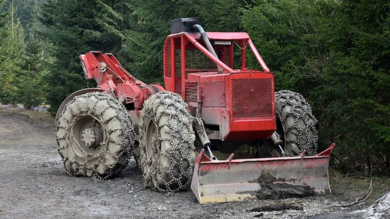 Patrik Nilsson startar eget inom skogsbranchen