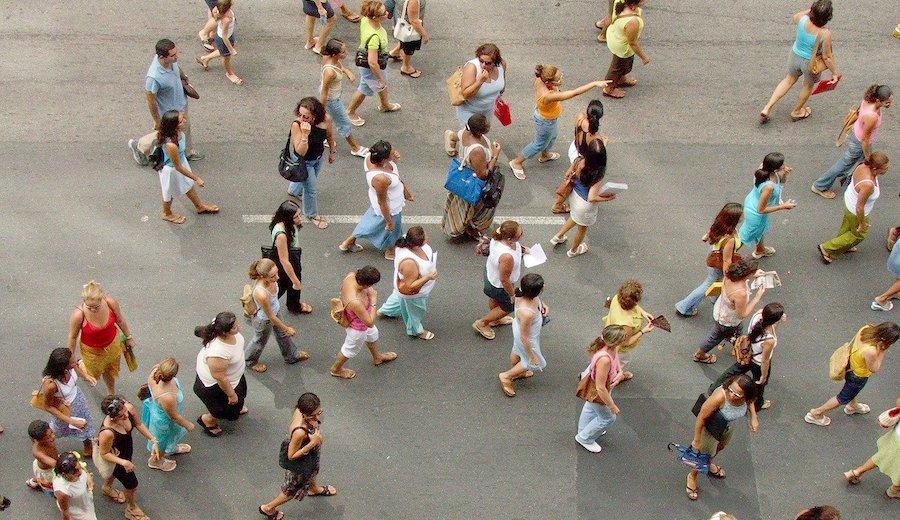 Rasande Romstadbor marscherade mot Gruvlyckan