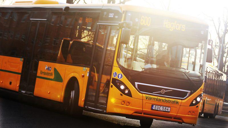 Värmlandstrafik slutar ta upp passagerare